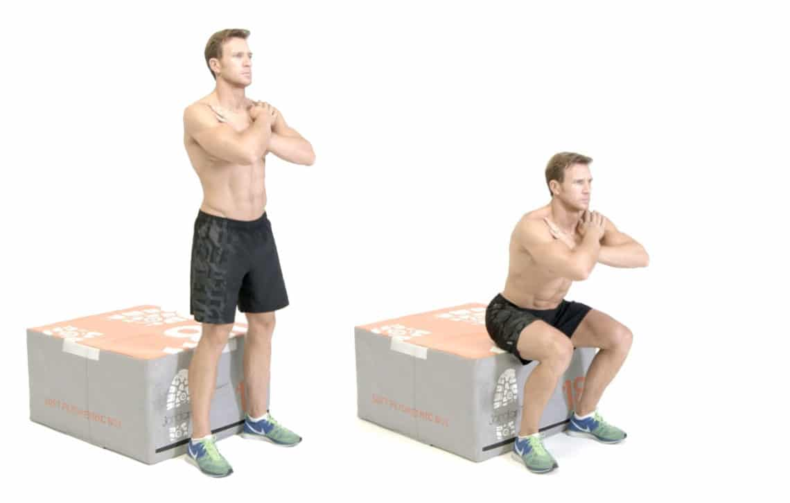 Home Fitness Exercises for Men over 50