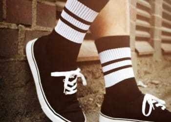 High Socks and Skate Shoes... Back?