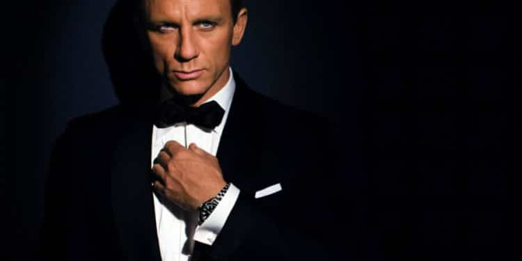 Only a Formality - James Bond 25 Buzz