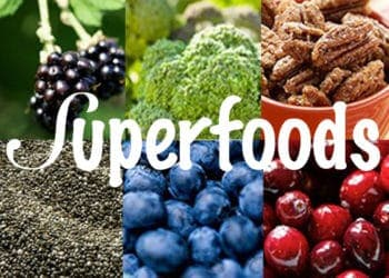 Top 7 superfoods for peak performance