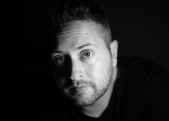Author Michael Anthony