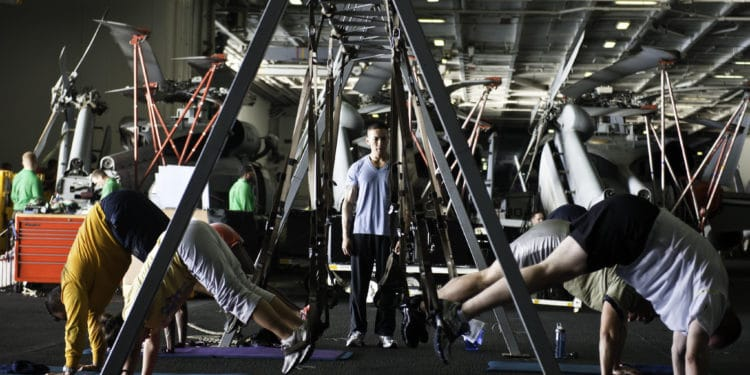 5 Best TRX Exercises for Stronger Abs