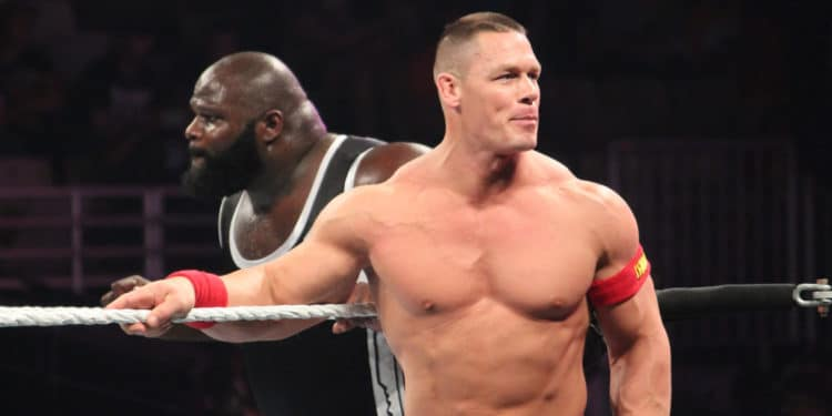 John Cena: From WWE to the 'Teenage Mutant Ninja Turtles'