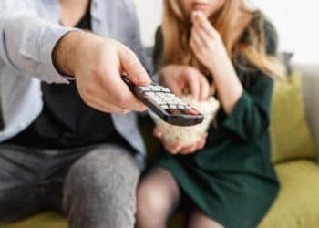 PSA: Watch More TV With Your Partner