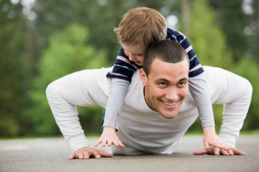 Health And Fitness Tips For Busy Dads