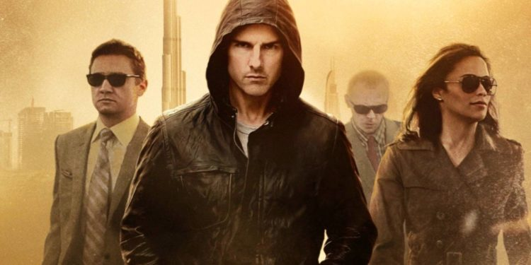 """The Glorious Evolution of the Mission: Impossible Franchise"" is locked The Glorious Evolution of the Mission: Impossible Franchise"