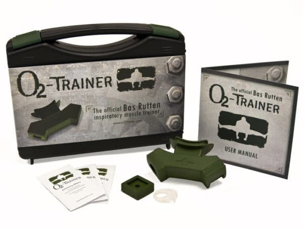 The Bas Rutten O2 Trainer kit