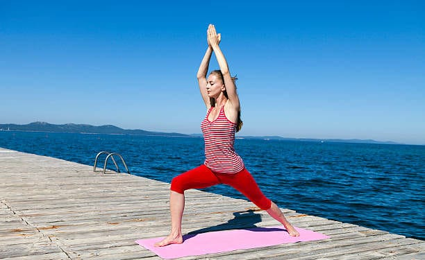 Here are 7 yoga poses for beginners to ease them into the practice.