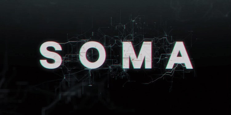 Soma Title Screenshot from Trailer (Image Credit: Frictional Games / Soma)