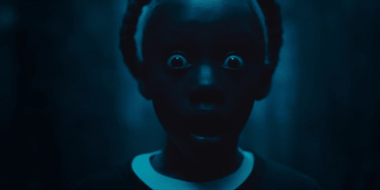 A scene from the trailer of Jordan Peele's upcoming movie, Us.