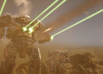 A screenshot of BattleTech Atlas while in gameplay.