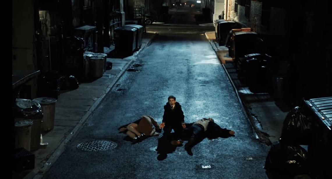 Gotham Bruce Wayne and Family