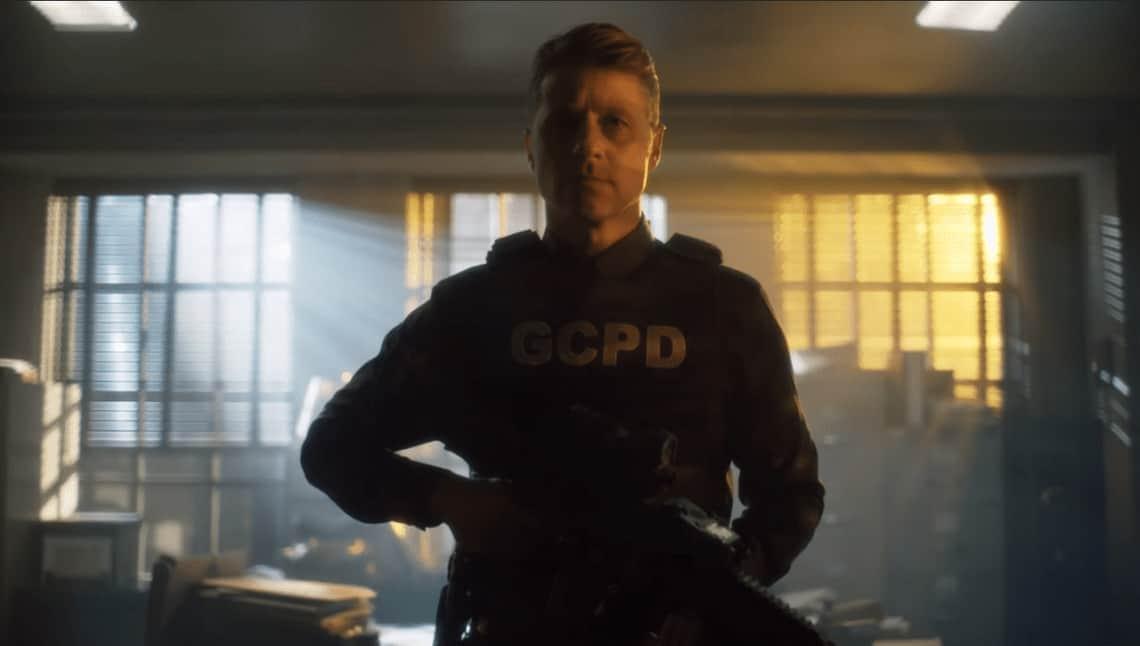 Gotham's James Gordon