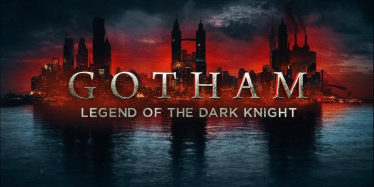 Gotham Trailer Title
