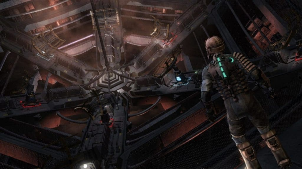 Dead Space Screenshot (Image Credit: Visceral Games / Electronic Arts)