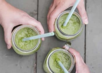 Smoothie Recipes for guys on the go