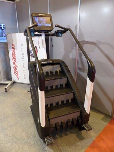 stepping gym equipment