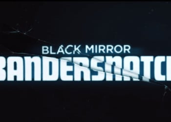 Black Mirror Bandersnatch Title Card