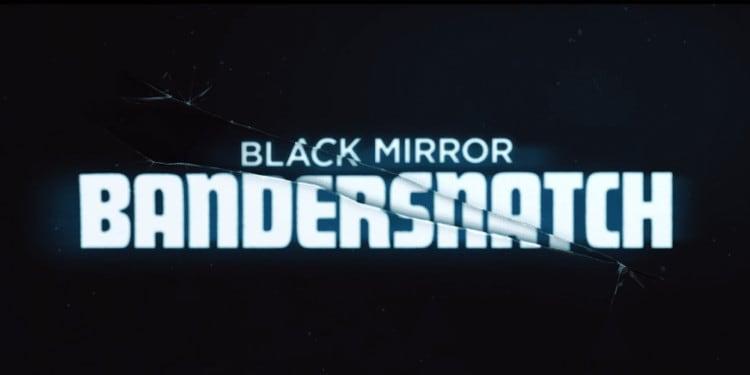 Black Mirror Bandersnatch Title Card