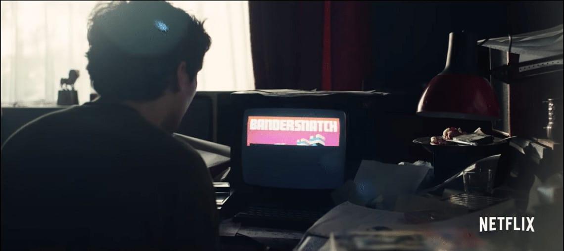 Black Mirror Bandersnatch Stefan running the game