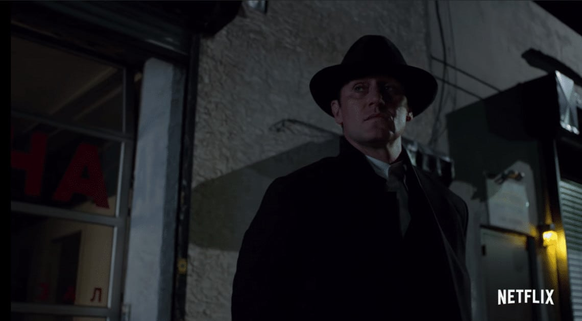 Punisher Season 2 John Pilgrim