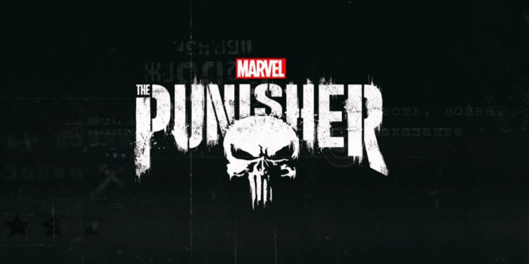 Punisher Season 2 Title Card