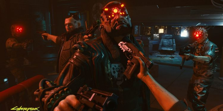 Cyberpunk 2077 A Deal Goes Bad