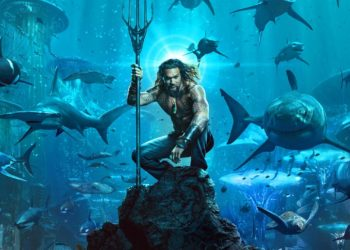 Jason Momoa as Aquaman (Image Credits: DC Films / Warner Bros. Pictures)