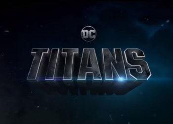 DC Titans Title Card (Image Credits: DC Entertainment / Warner Bros. Television)