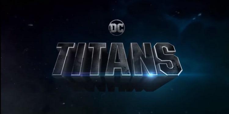 DC Titans Title Card (Image Credits: DC Entertainment / Warner Bros. Television)