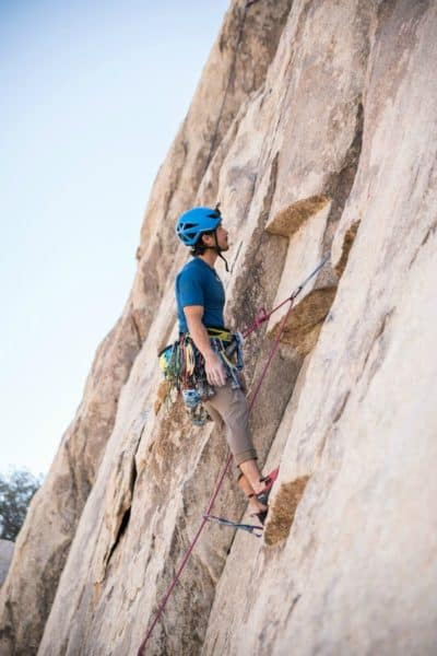 Rock climbing is an exciting sport for those with a more spontaneous personality.