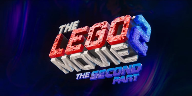 Lego Movie 2 Title Card (Image Credits: Warner Bros. Pictures / Lord Miller Productions)