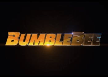 Bumblebee Title Card (Image Credits: Paramount Pictures / Hasbro)
