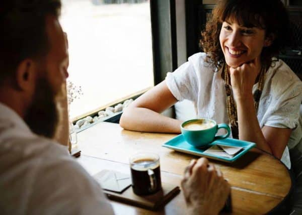 Pro tip dating advice: Be present in the moment and enjoy your partner's company
