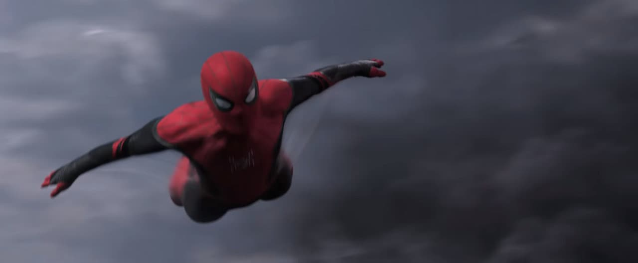 Pete's new suit (Image Credits: Marvel Studios / Sony Pictures)