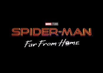 Spider-Man: Far From Home Title Card (Image Credits: Marvel Studios / Sony Pictures)