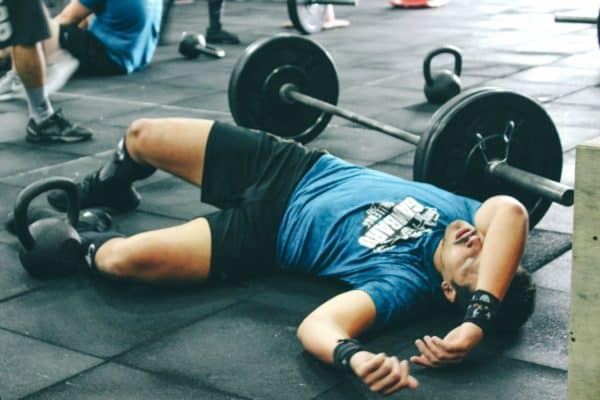Tabata Training is an intense workout, and it's definitely going to make you feel dead tired afterwards.