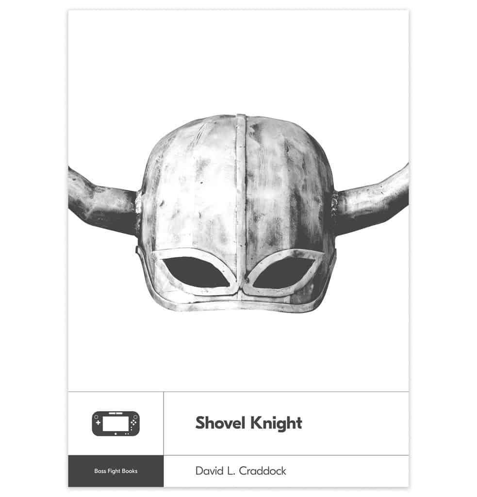 Shovel Knight by David L. Craddock (Image Credits: Boss Fight Books / David L. Craddock)