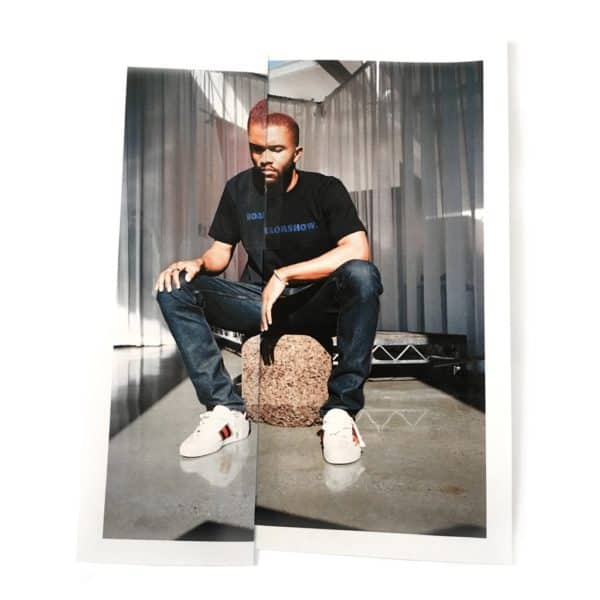 Single art for Chanel by Frank Ocean (Image Credits: Frank Ocean / Blonded)