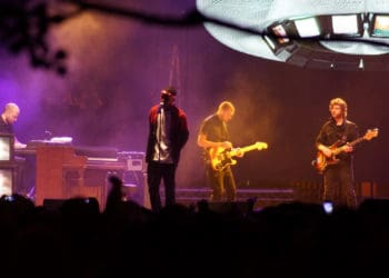 Frank Ocean at Lollapalooza 2012 (Image Credits: Shane-Hirschman / Flickr)