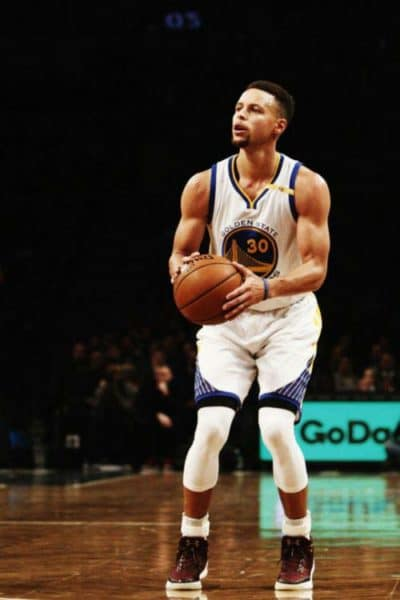 Train like Stephen Curry, an elite athlete.