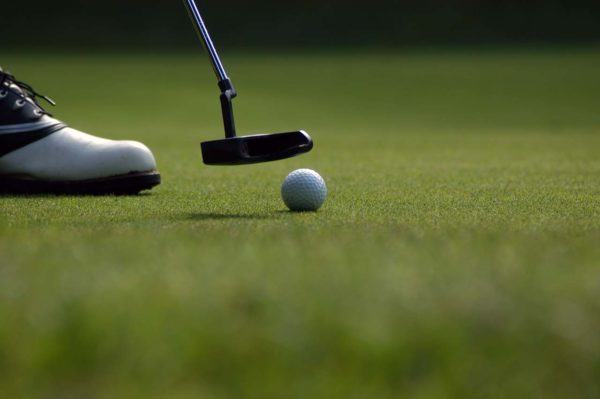 Improving your golf skills can take time but it can be done.