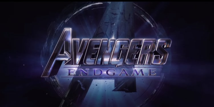 Avengers: Endgame Title Card (Image Credits: Marvel Studios)