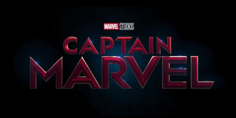 Captain Marvel Title Card (Image Credits: Marvel Studios)