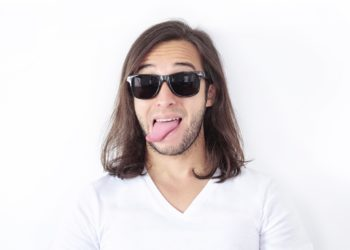 Wacky man with long hair (Image Credits: Pixabay / Pexels)