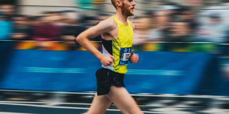 Running a marathon does wonders for your body and fitness.