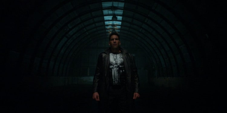 Frank Castle in a recognizable look (Image Credits: Marvel / Netflix)