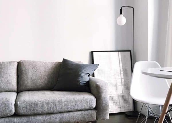 Make your bachelor's pad look nicer by investing in basics