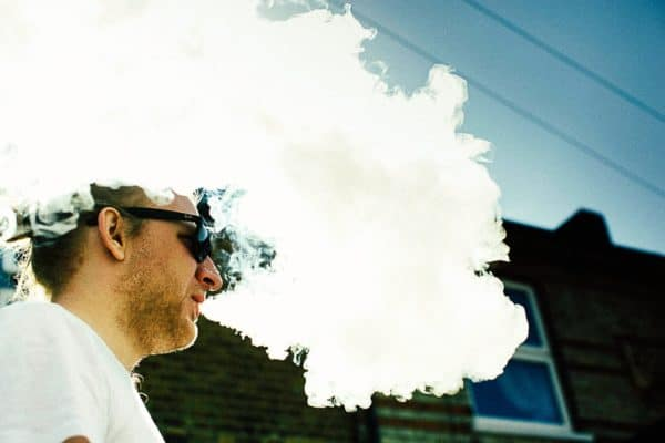 Vaping is becoming more common as a way for people to quit smoking.
