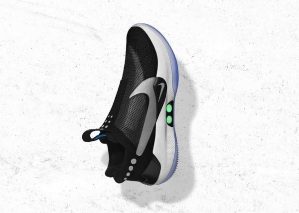 Tech meets fashion in Nike Adapt BB